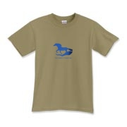 Water Horse - Kids T-Shirt