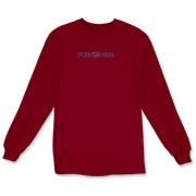 Pornorama Long Sleeve T-Shirt