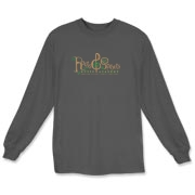 Roots & Sprouts Dark Long Sleeve T-Shirt