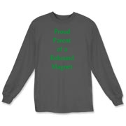 Parent of Rebound Magnet Long Sleeve T-Shirt