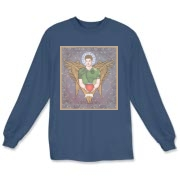 Angel Dean Long Sleeve T-Shirt