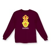 2012 Xochitl Mascot - Kids Long Sleeve T-Shirt