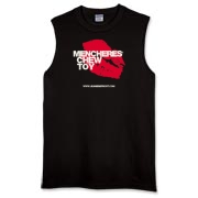 Mencheres' Chew Toy Sleeveless T-Shirt