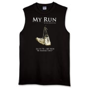 Math Design - Dark Sleeveless T-Shirt