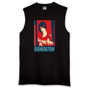 exzoneration Sleeveless T-Shirt