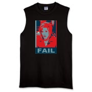 Fail Nancy Grace Addition Sleeveless T-Shirt
