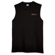 Sleeveless shirt, Black