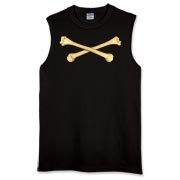 Personal Crossbones Sleeveless T-Shirt