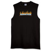 AC Flame Logo Sleeveless T-Shirt