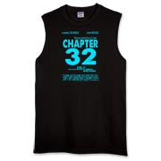 Chapter 32 Movie Poster Sleeveless T-Shirt