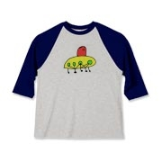 Thea's World Kids Baseball Jersey