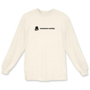 Nonsense Society [light] Long Sleeve T-Shirt