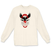 Floater Coat of Arms Long Sleeve T-Shirt