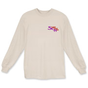 SCN Pocket Logo Long Sleeve T-Shirt