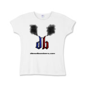 DB Smoking Girls Baby Rib T-Shirt