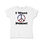 These forever popular peace symbol gifts and apparel feature an American flag peace symbol and are a great way to promote peace around the world. Get yours today and  help make the world a better place for everyone!