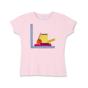 School Rules, Girls Baby Rib T-Shirt