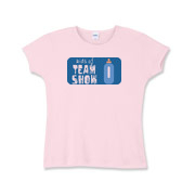kids of team show Girls Baby Rib T-Shirt