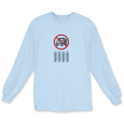 Vacuum Tube Shirt Long Sleeve T-Shirt