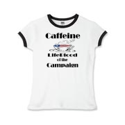 Anyone who has worked a campaign knows that caffeine is what keeps the campaign going.