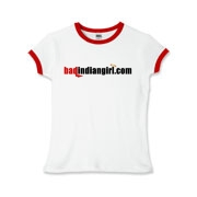 Girls Ringer T-Shirt
