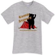 Camp Stimey 2011 T-Shirt
