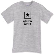 Crew Unit insignia Not Expendable on back.
