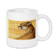 Mountain Lion - Sonora Coffee Mug 11oz