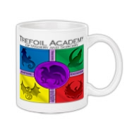 The Trefoil Academy emblem.