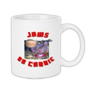 Jaws small mug one
