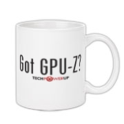GPUZ! Coffee Mug 11oz