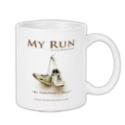 MY RUN - Design 1 Coffee Mug 11oz