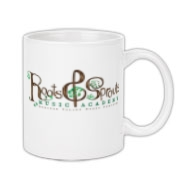 Roots & Sprouts Coffee Mug 11oz