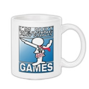 INWAP Games Logo Accessories Coffee Mug 11oz