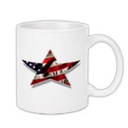 Patriotic - RED WHITE AND BLUE - Let your colors and your loyalty fly!