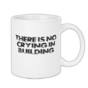 Coffee mugs to brighten up that site shed or office.