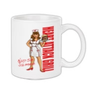 Nurse Jaimee Coffee Mug 11oz