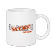 Final Fantasy 8 Sucks Coffee Mug 11oz