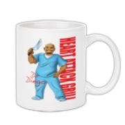 Dr Diego Coffee Mug 11oz