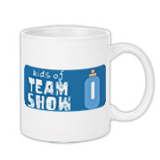 kids of team show Coffee Mug 11oz