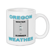 In Oregon, it seems like we don't really have a Spring or Fall, just Summer & Winter.