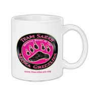 Grizzly Drinkware Coffee Mug 11oz