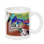 I Love Cats Coffee Mug 11oz