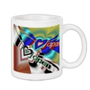 I Love Japan Coffee Mug 11oz