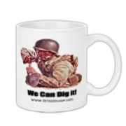 FM We Can Dig it Coffee Cups!