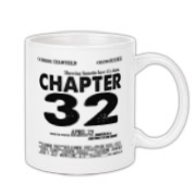 Chapter 32 Movie Poster Coffee Mug 11oz