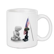 Fallen Soldiers Coffee Mug 11oz