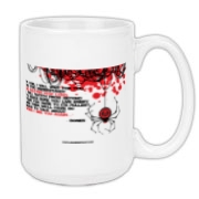 If I Die... Large Coffee Mug 15oz