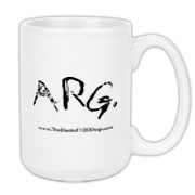 ARG Large Coffee Mug 15oz