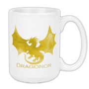 Show your Dragonor pride while consuming your potions of glory or just a mug of hot cocoa!  This extra-large mug holds an extra helping for those larger potions experiments.